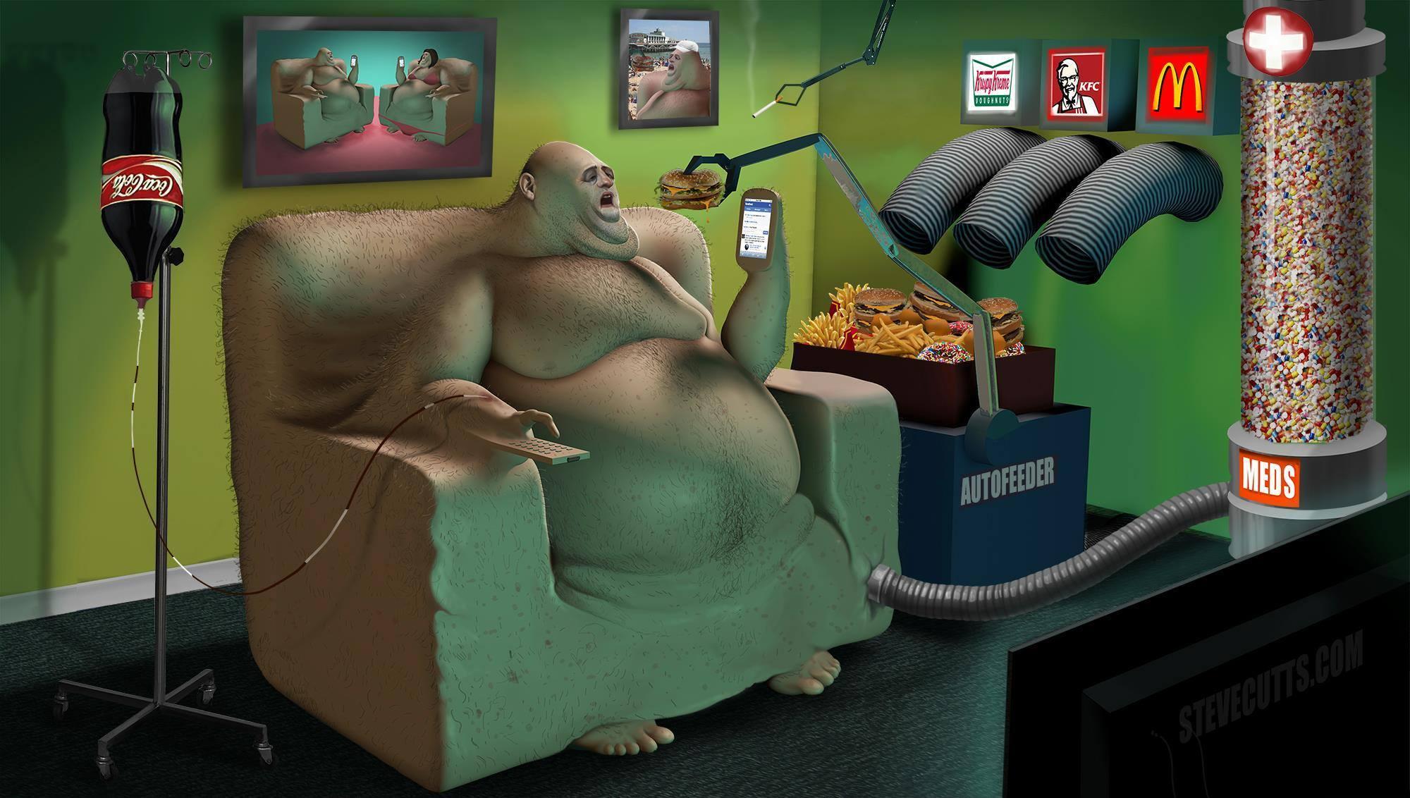 tüketim toplumu