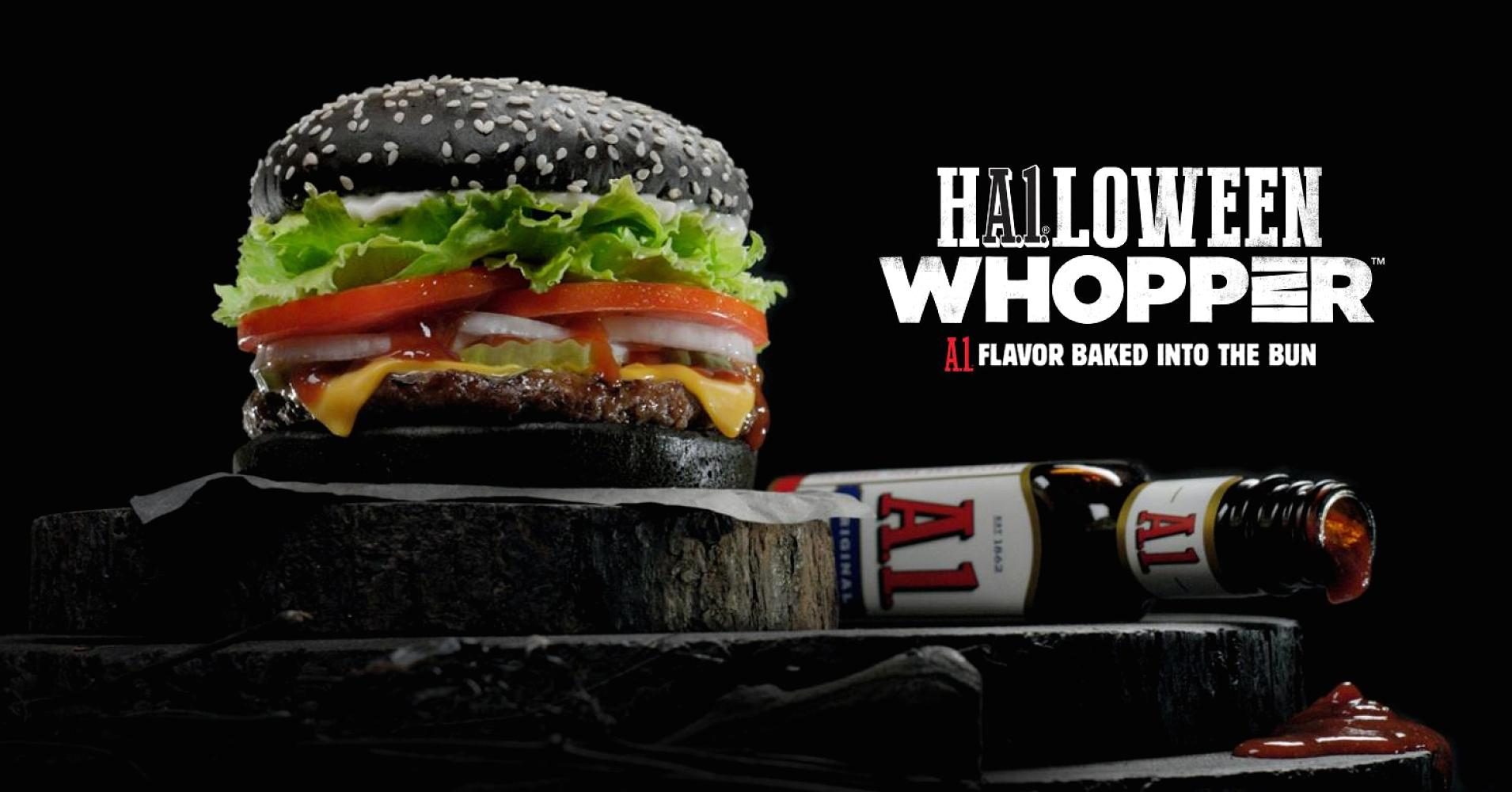 burger king whooper menü