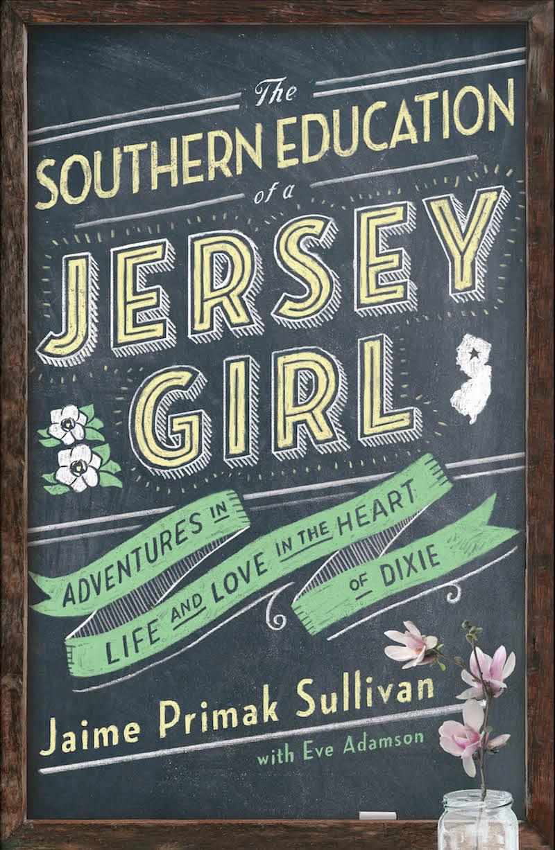 Jersey Girl book