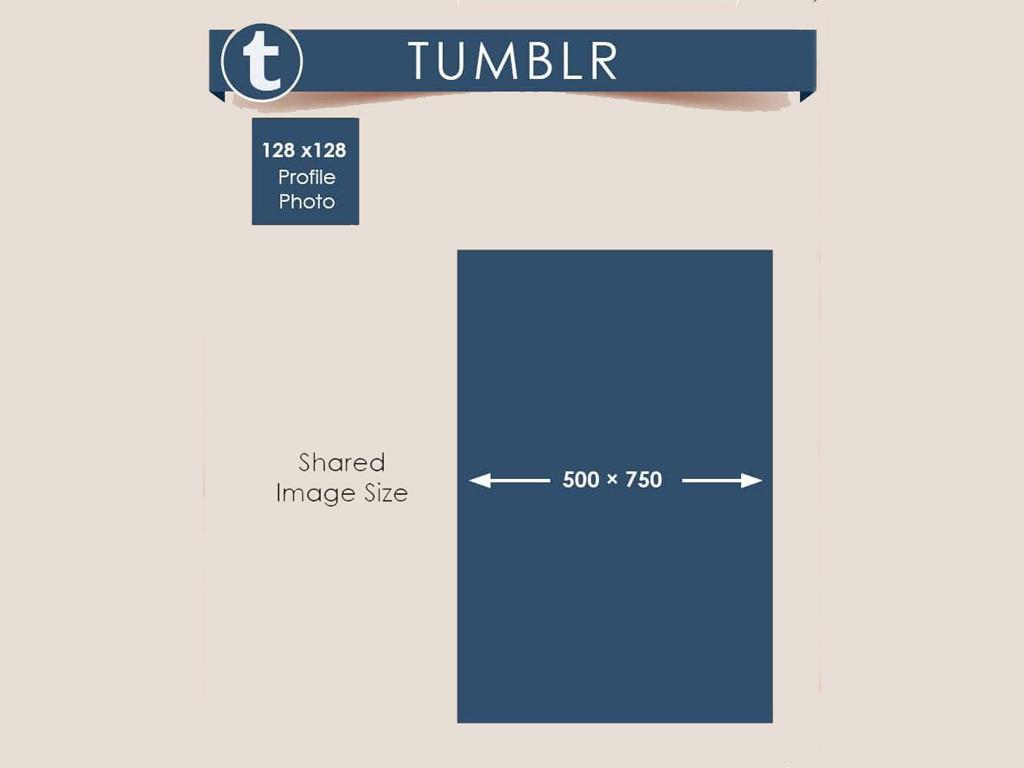 tumblr için görsel boyutları