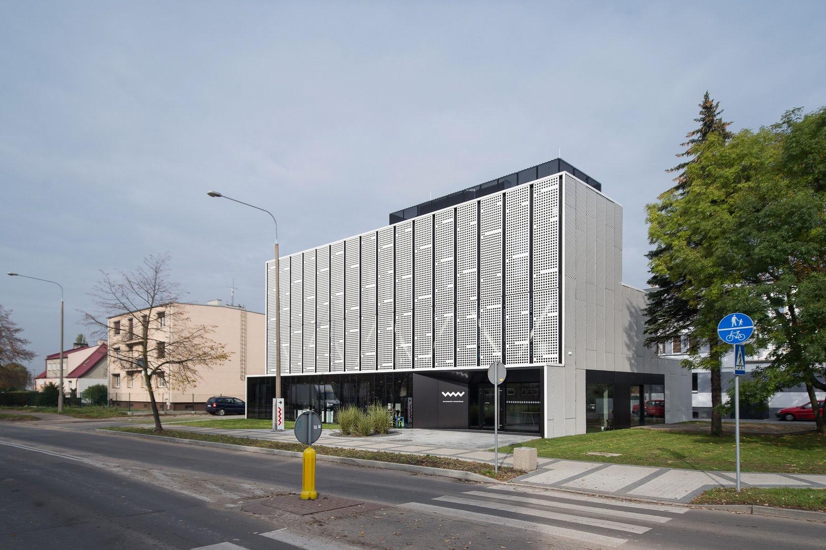 Headquarters of Wrzesinskie of News