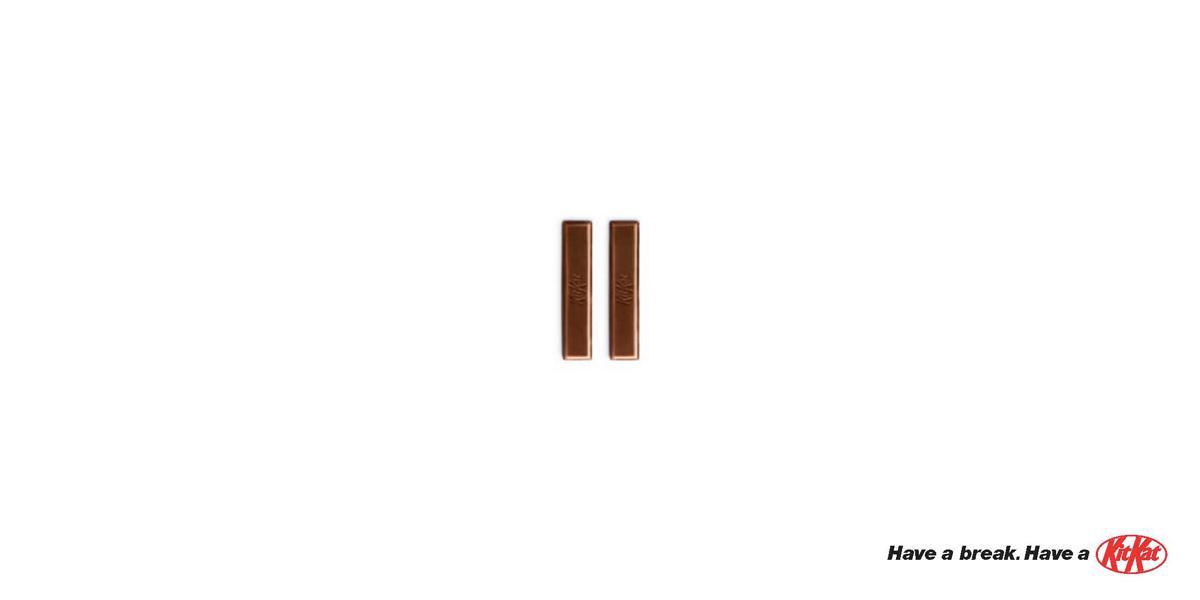 minimalist reklamlar