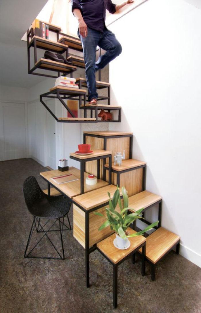 tehlikeli merdiven tasarımı