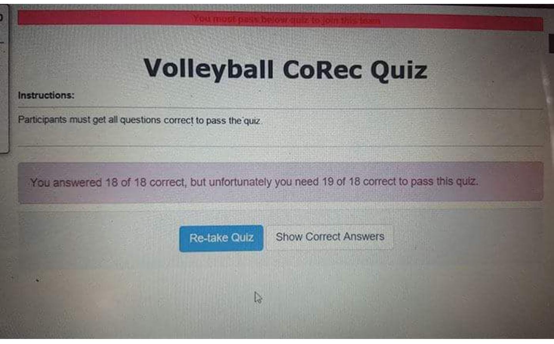 imkansız quiz