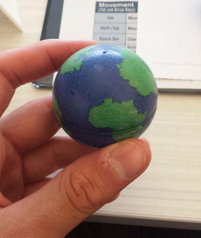 avrupa olmayan dünya küresi