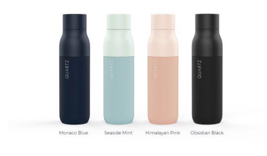 Quartz Bottle