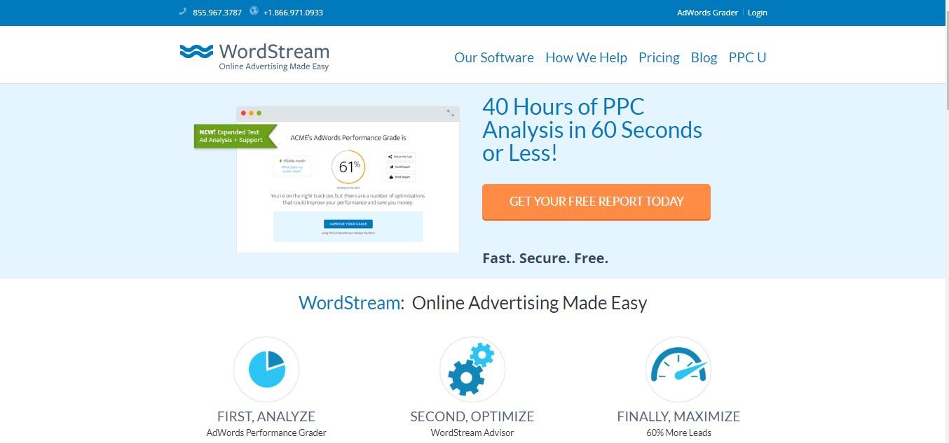 wordstream ne işe yarar