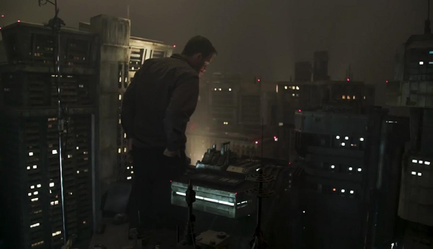 Blade Runner 2049 filminde gördüğünüz birçok sahne aslında minyatürlerden yapılmıştır.