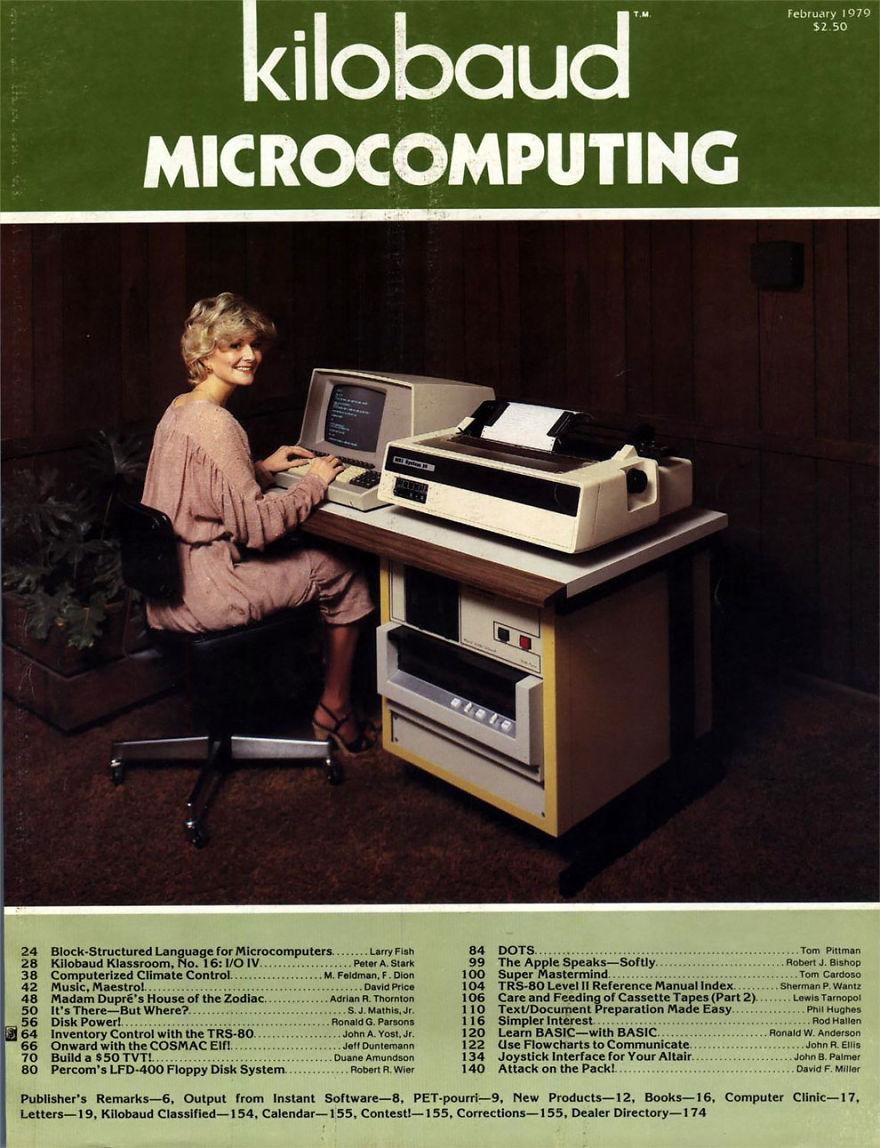 nostaljik bilgisayar reklamları