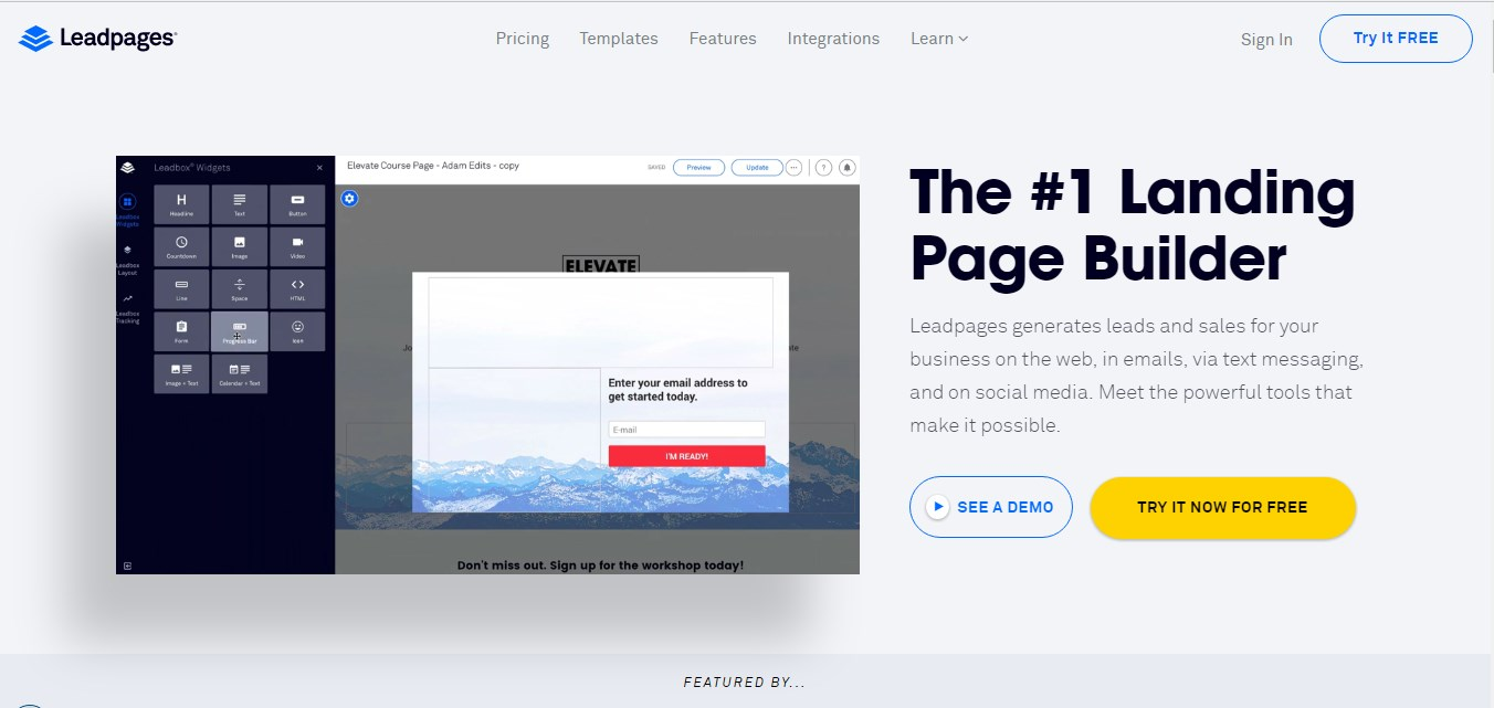 LeadPages nedir