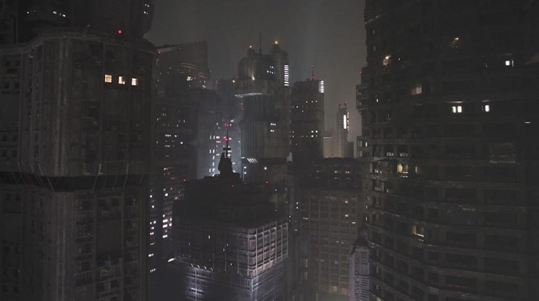 """Film için yaklaşık 38 tane """"minyatür"""" bina inşa edilmiş."""