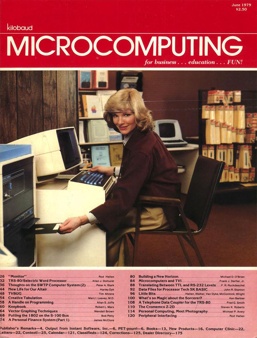 90larda bilgisayar