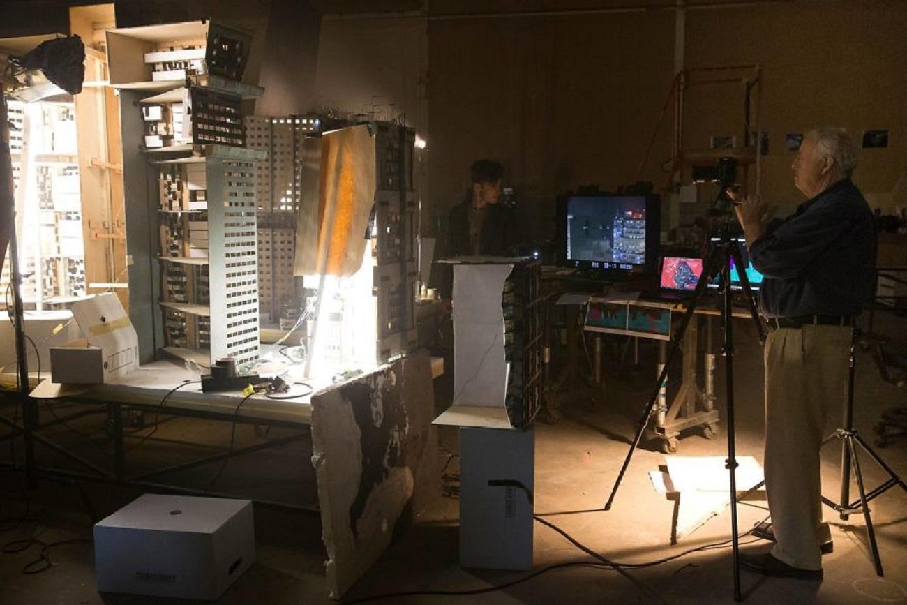 Tüm bunlar, Yeni Zelanda'nın özel efektler ve pervane şirketi Weta Workshop tarafından hazırlanmış.