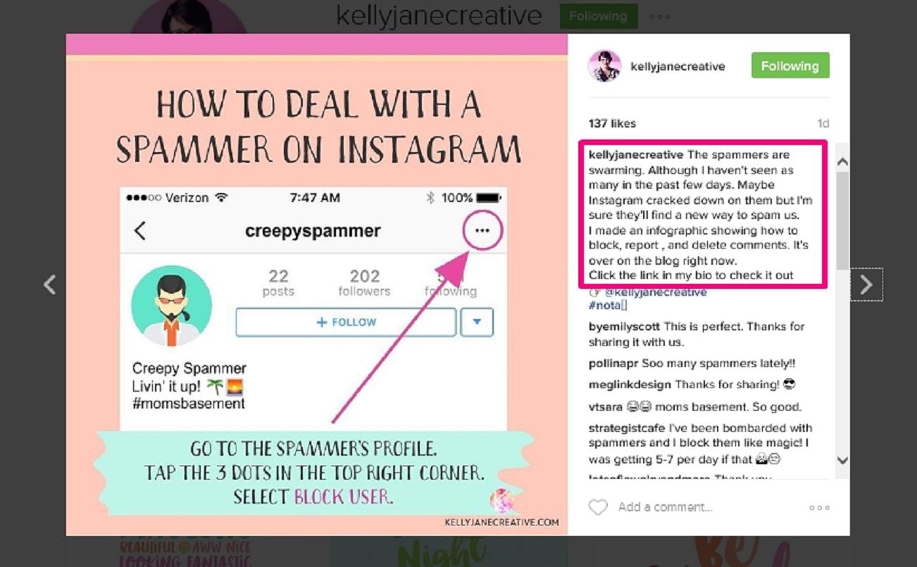 Instagram Paylaşımlarınıza 9-İlgi Çekici Ve Faydalı Açıklamalar Yazın.
