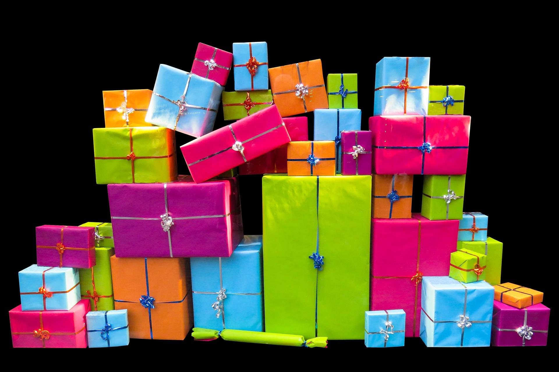 satış için sürpriz hediyeler