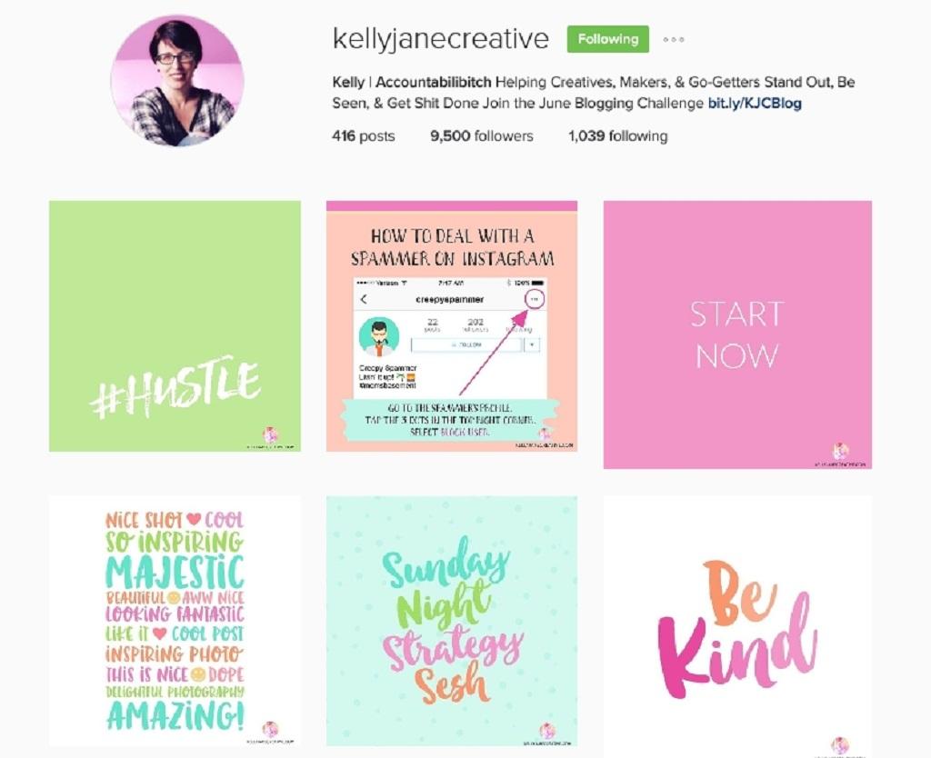 Instagram profilinin tarzı ve renkleri neler olmalı