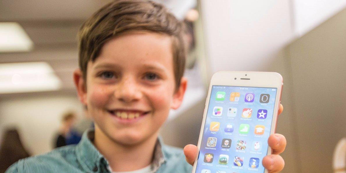 çocuklarda akıllı telefon ve tablet kullanımı