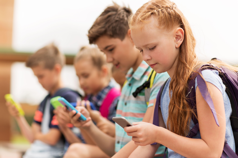 apple'dan çocuklar için hareket