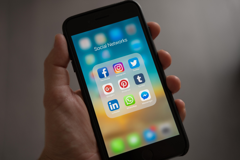 sosyal medya logoları