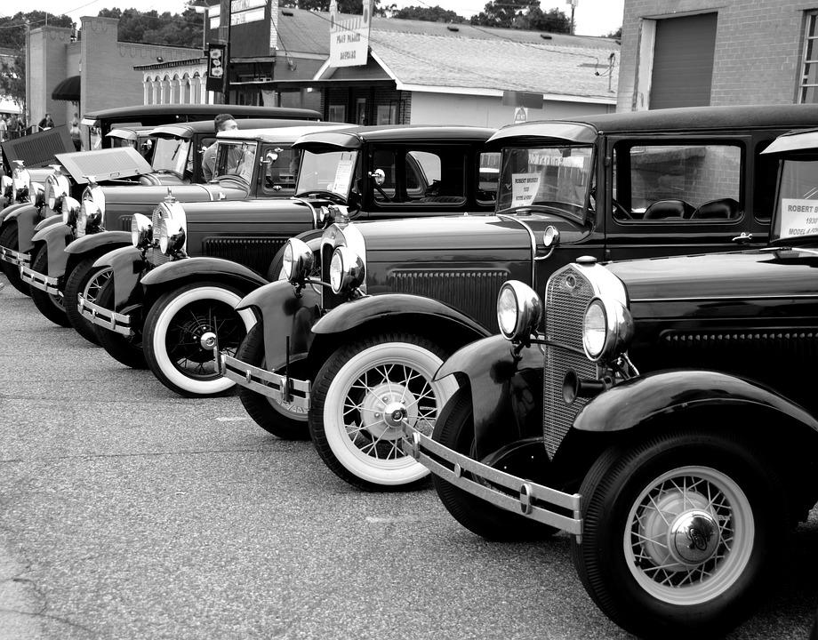 ilk otomobil