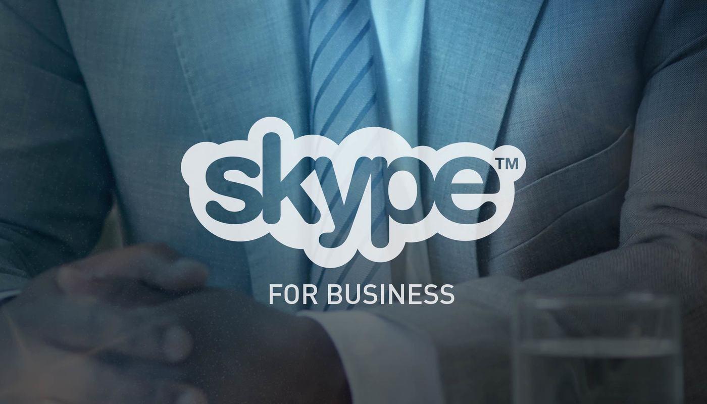 işletmeler için skype