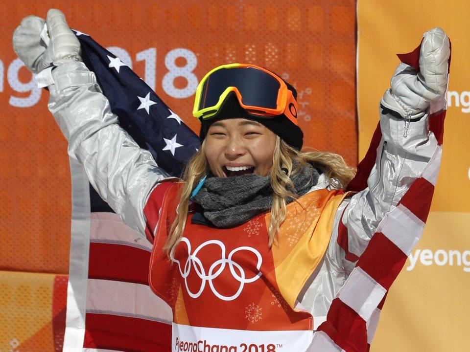 Chloe Kim 2018 Pekin Kış Olimpiyatları