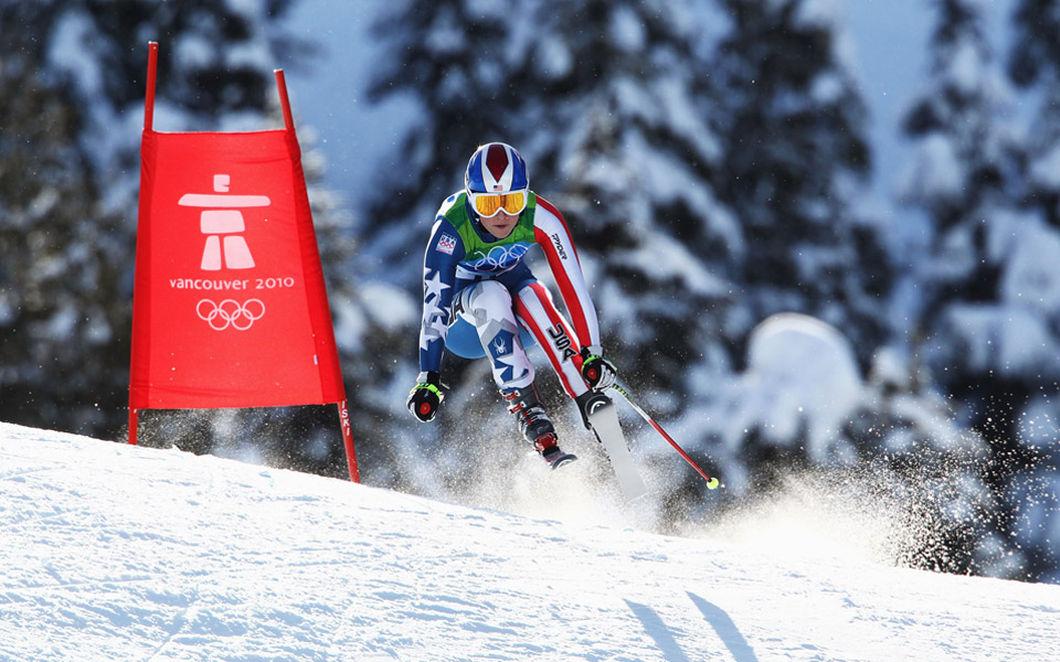 lindsey vonn 2010 olimpiyat kış oyunları