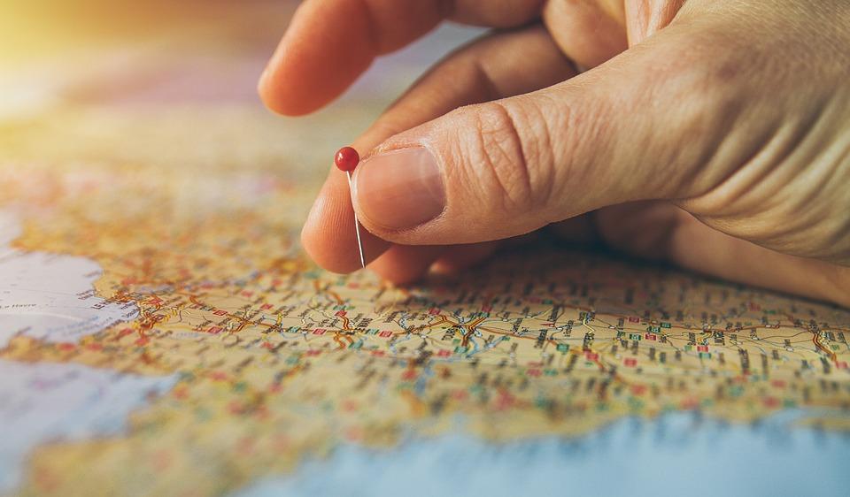 ticari haritalar