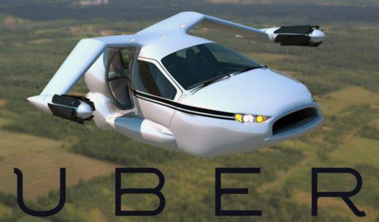uçan taksiler