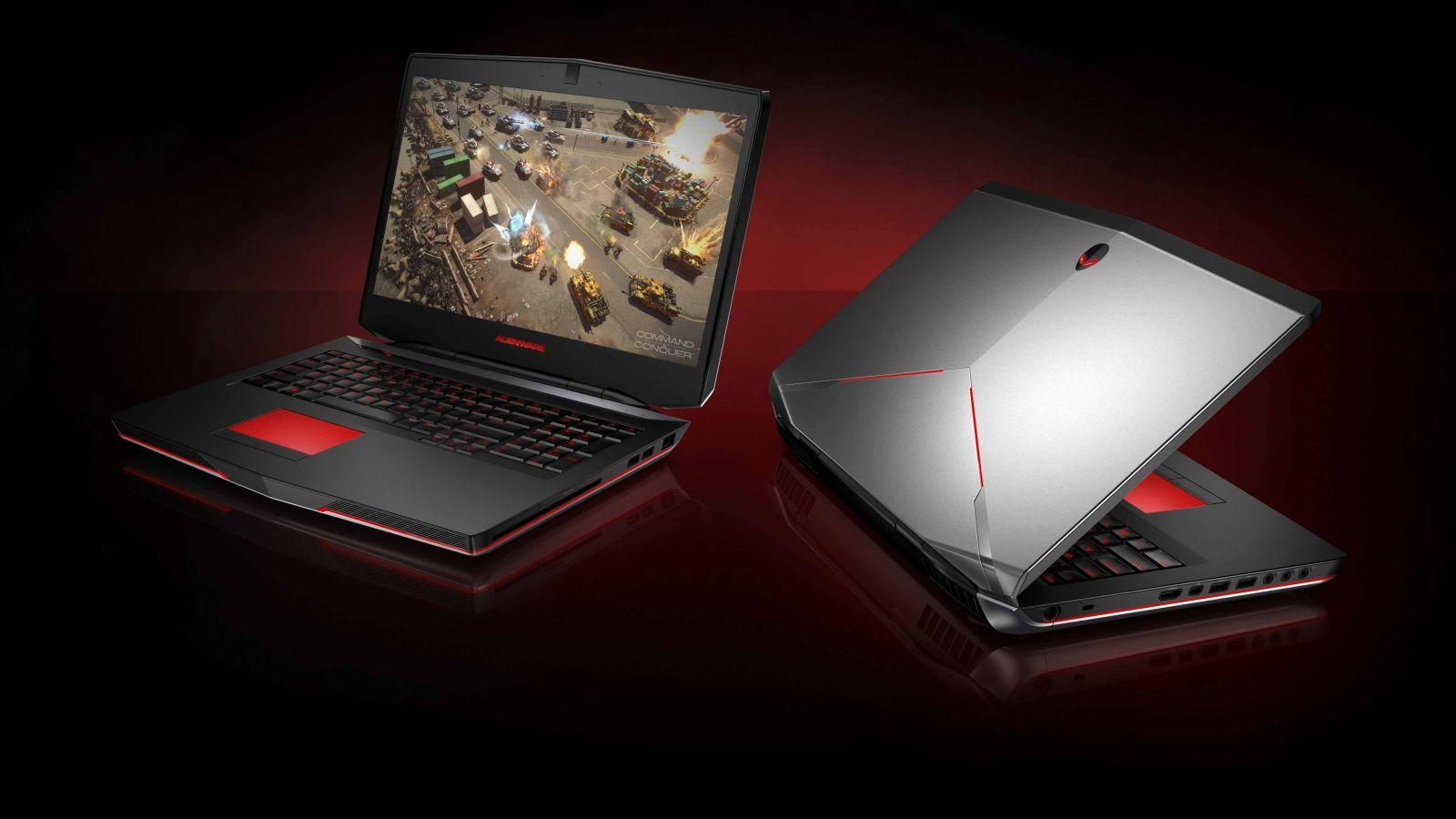 Dell'e ait Alienware en iyi oyun bilgisayarları arasındadır.