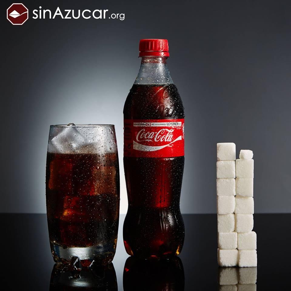 coca cola daki şeker miktarı