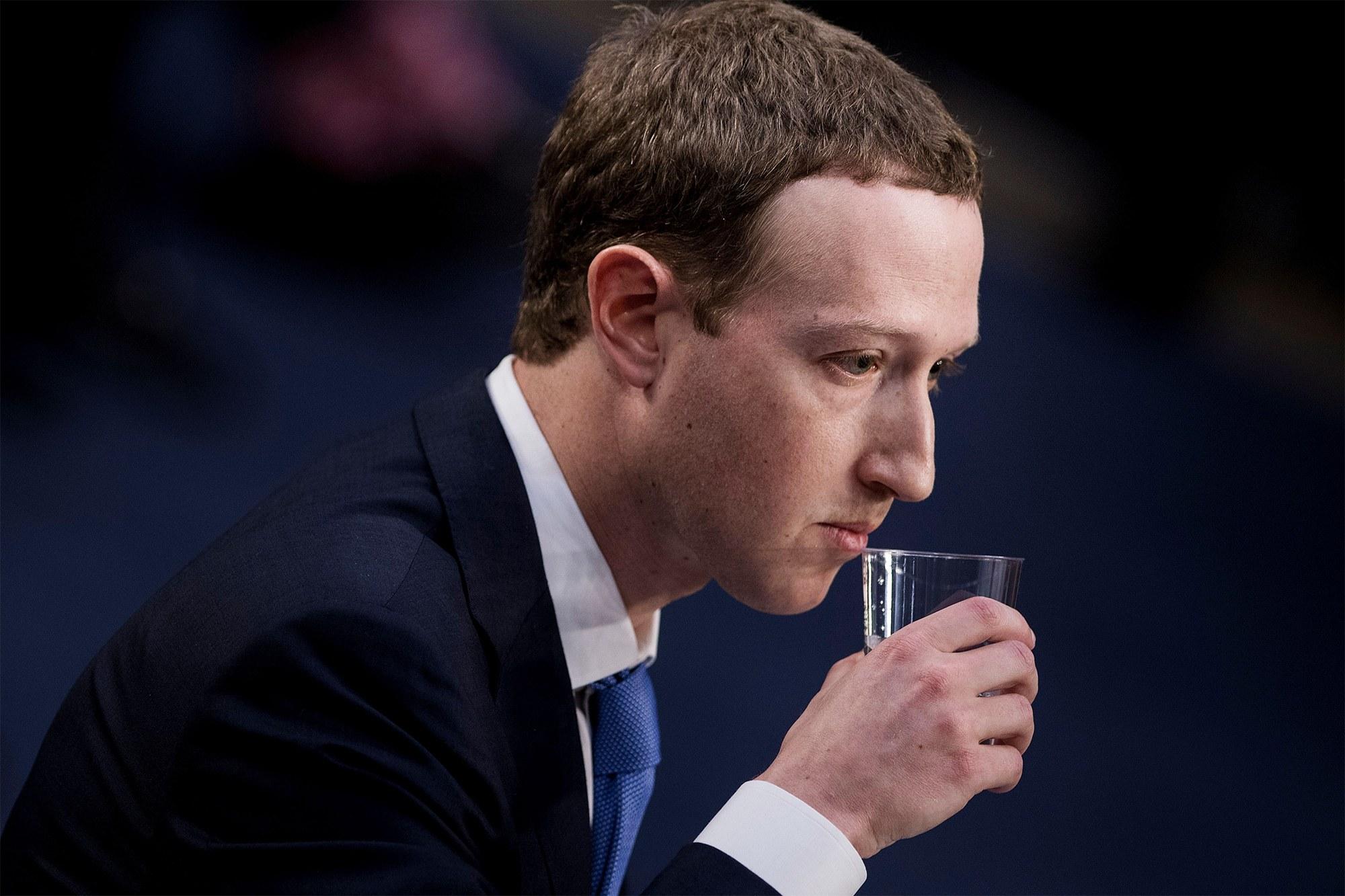 mark zuckerberg'ün senatodaki ifadesi