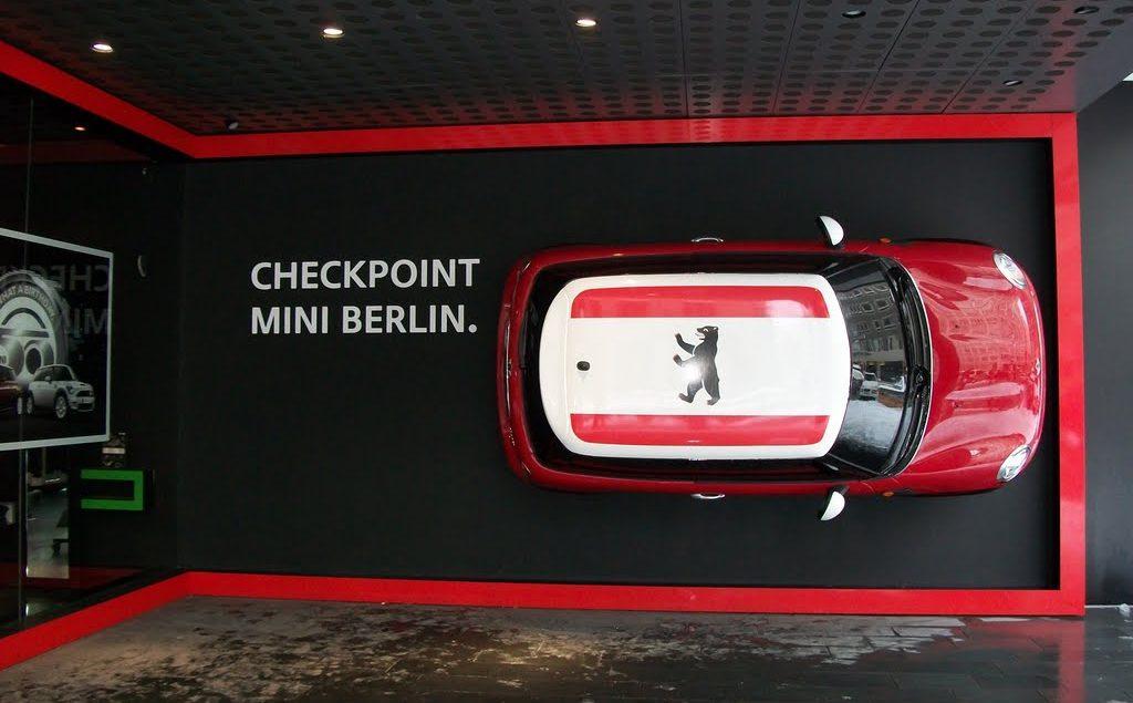 berlin mini otomobil kampanyası