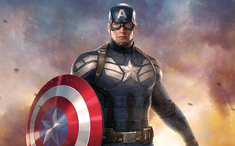 kaptan amerikanın güçleri