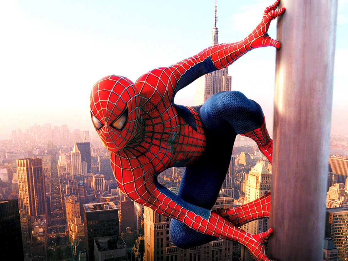 spider manin güçleri