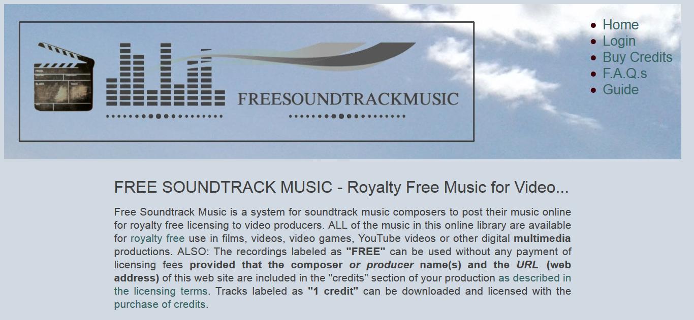 freesoundtrackmusic