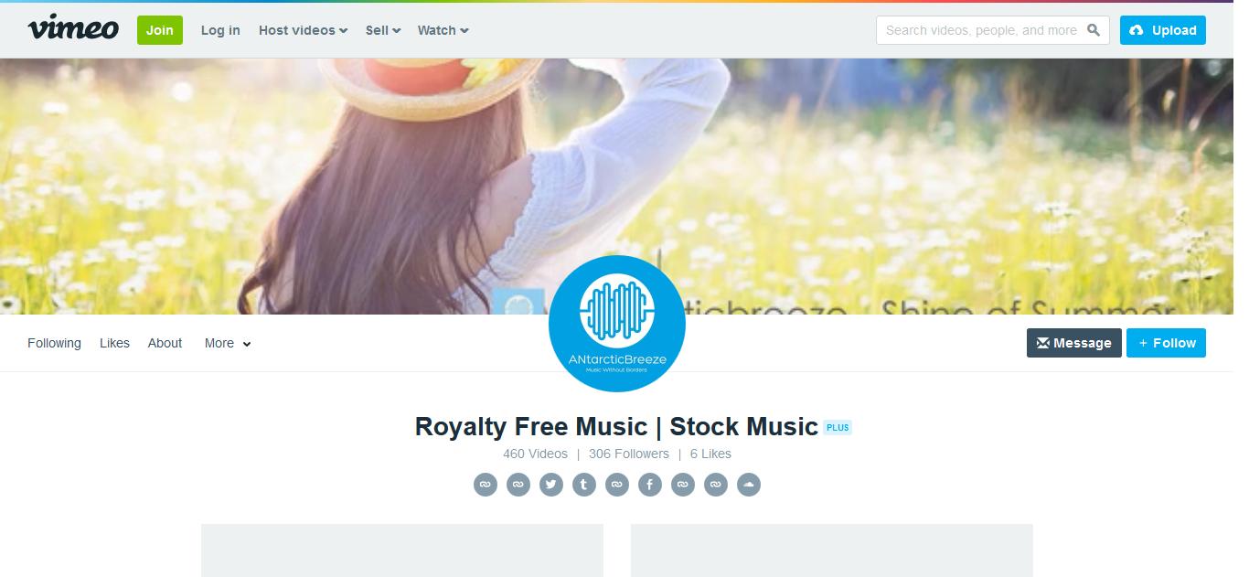 vimeo royalty free music