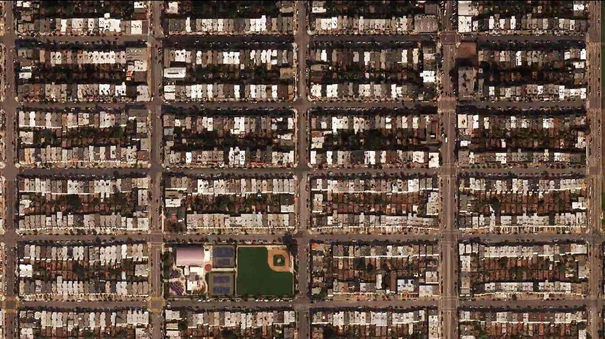 Sanatsal Google Earth Animasyonu: Arena