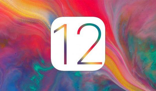 iOS 12 il gelen yenilikler