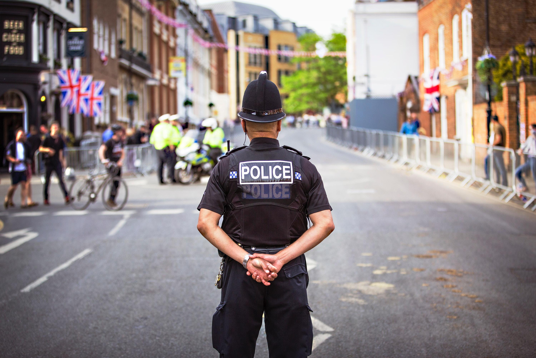 psikopat polis memuru