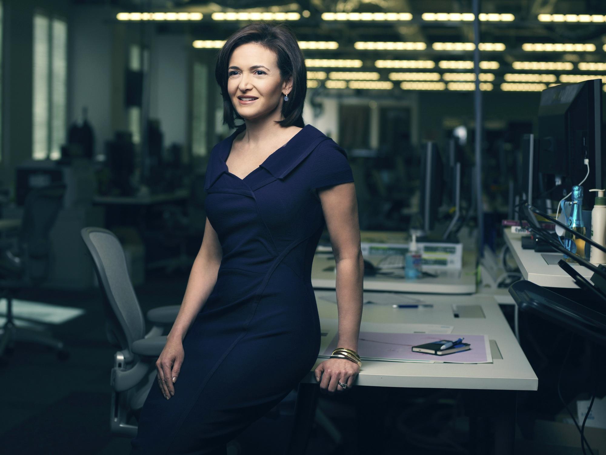 Sheryl Sandberg kimdir