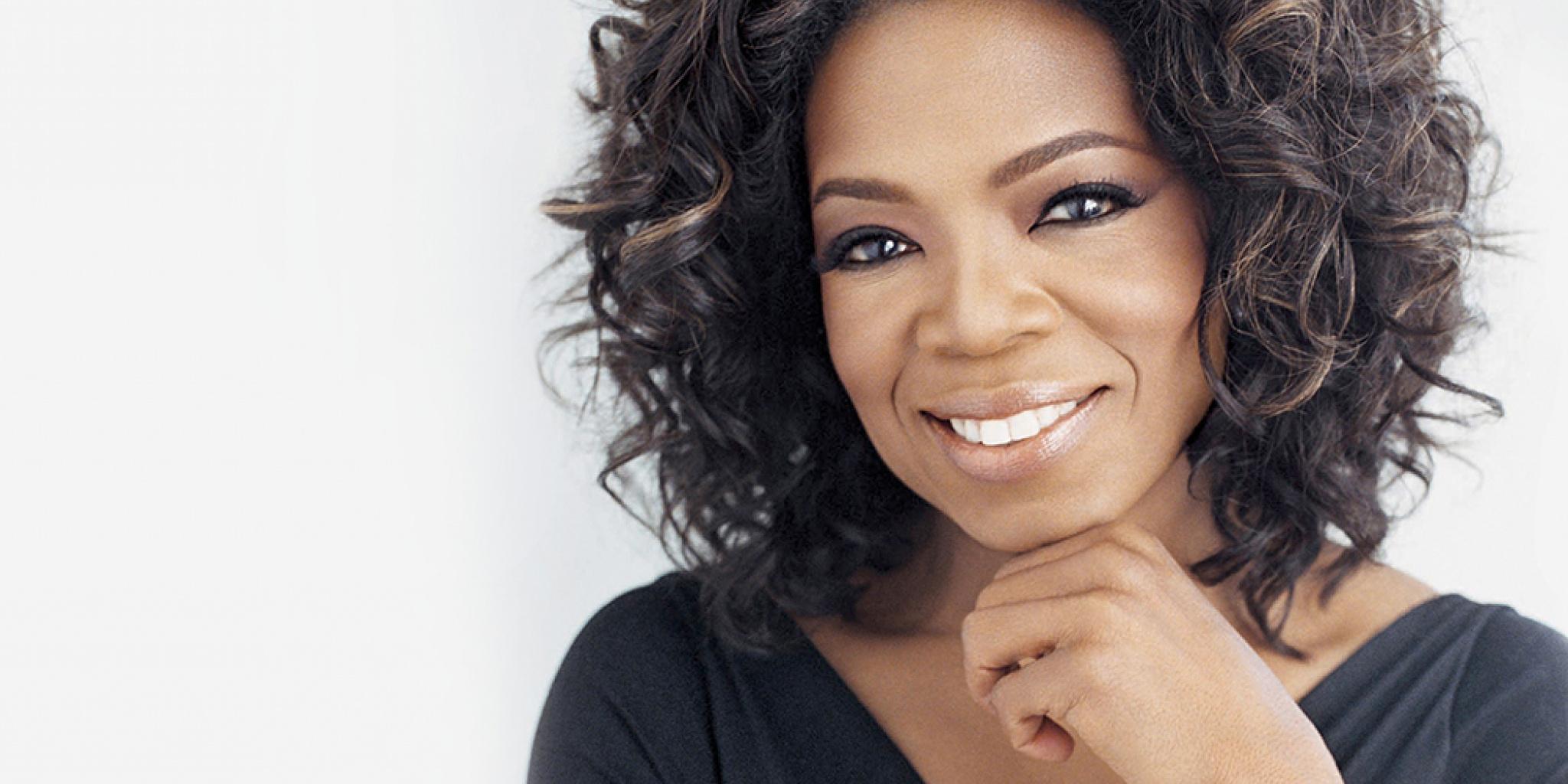 Oprah Winfrey kimdir