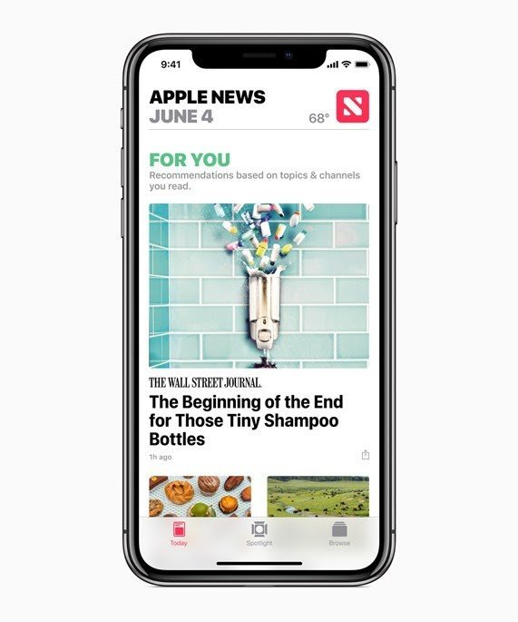 apple news nedir