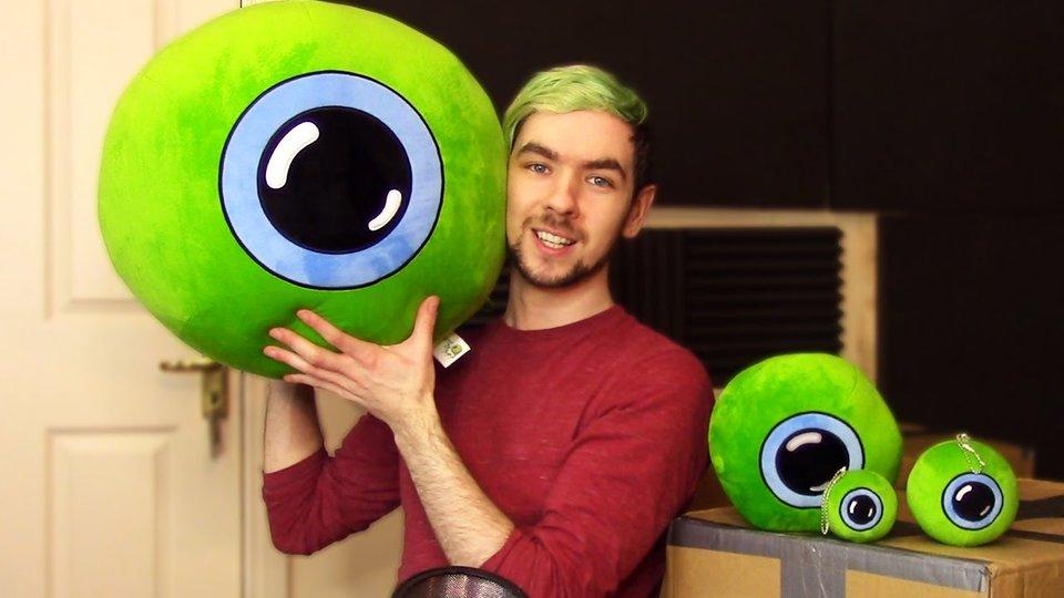 Youtuber Jacksepticeye kim