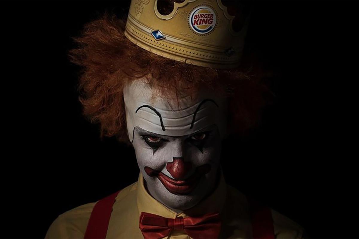 burger king cadılar bayramı reklamı