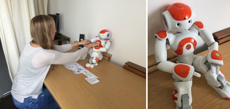 PLOG robot deneyi