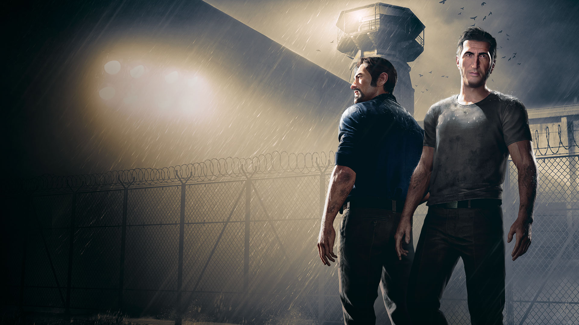 a way out adlı oyun