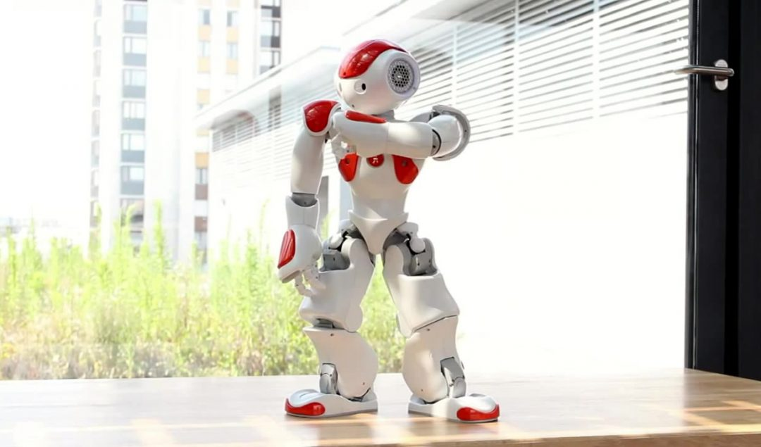 robot nao araştırma