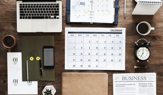 zamanı planlamak