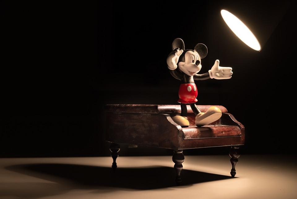 mickey mouse nasıl doğdu